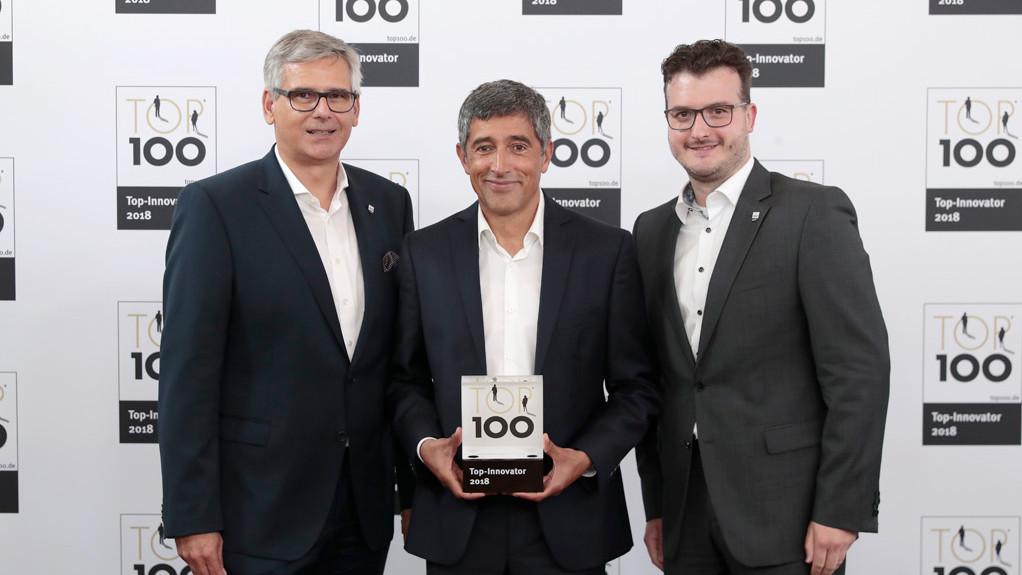 [Translate to Koreanisch:] Top 100 Award