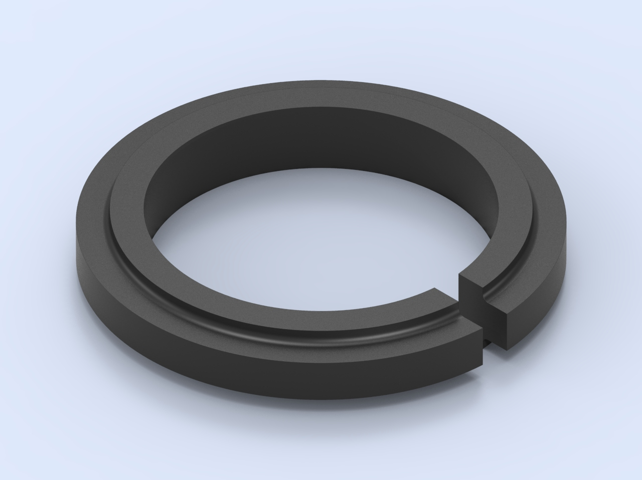 [Translate to Koreanisch:] Guide Ring Version Shouldered with Straight Joint